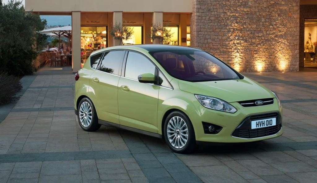 Ford C-Max frontale