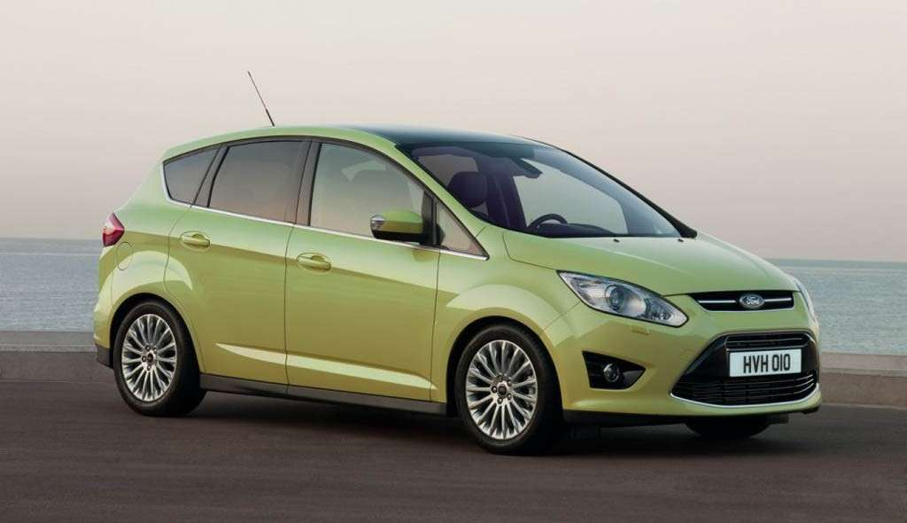 Ford C-Max muso