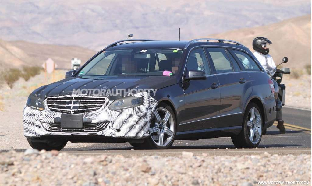 Mercedes Classe E Station Wagon 2013 restyling