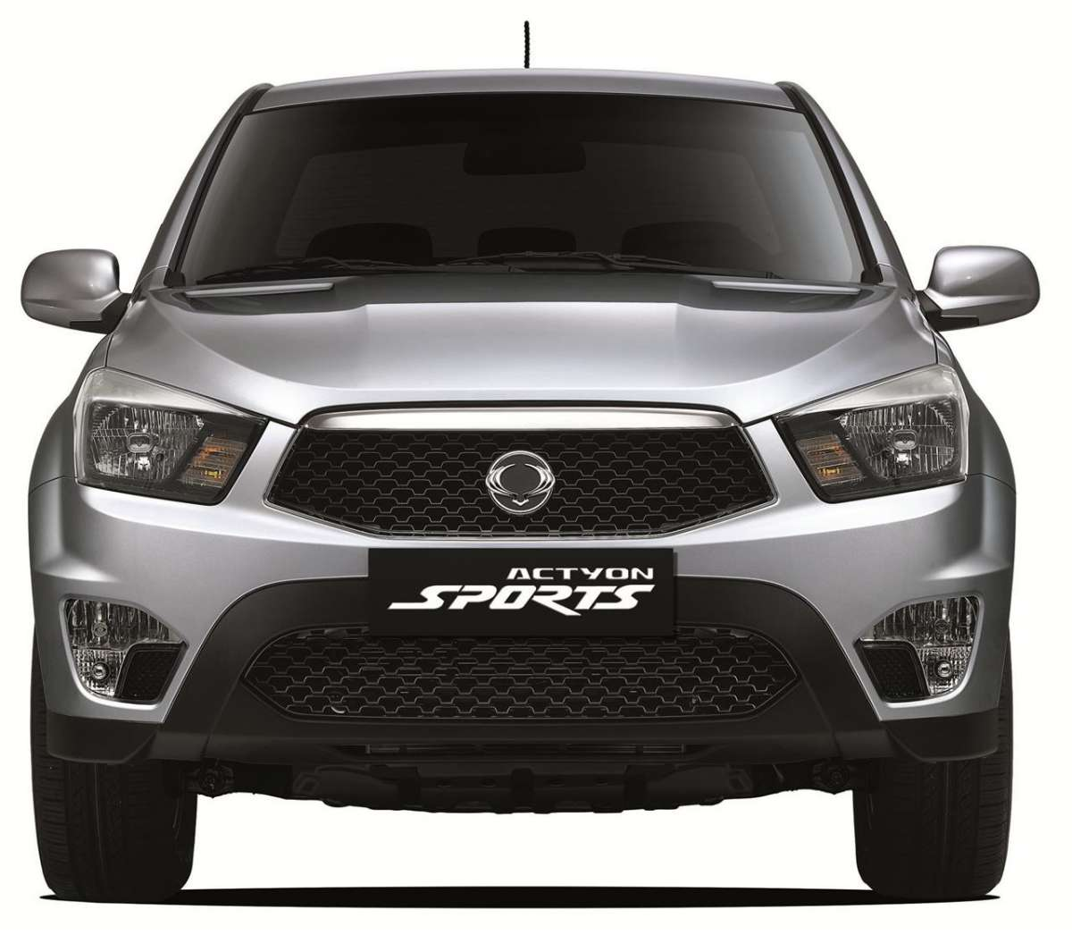 SsangYong Actyon Sports 2012 muso