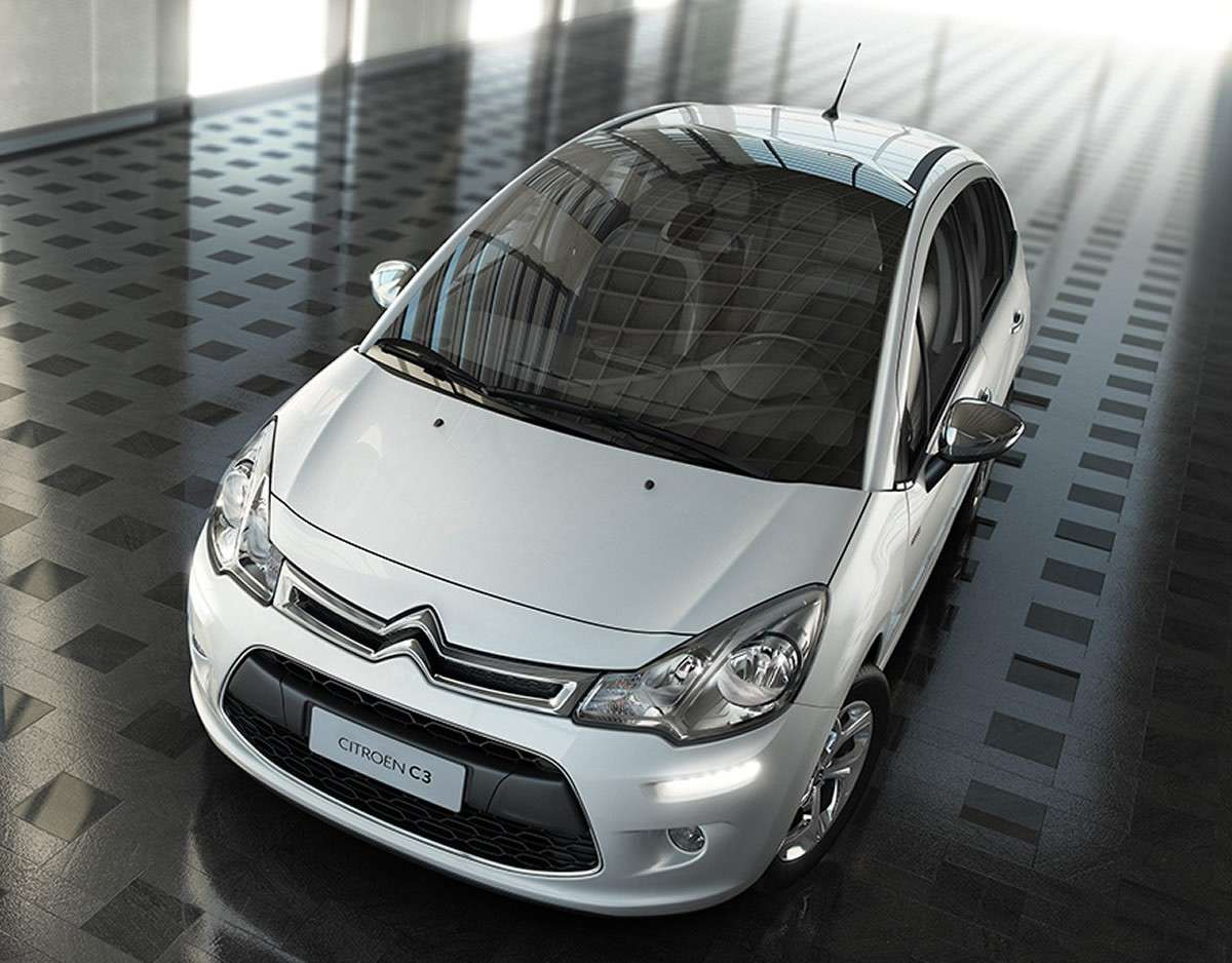 Citroen C3 2012 facelift