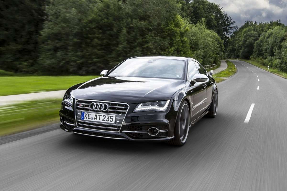 ABT Audi S7 Sportback muso