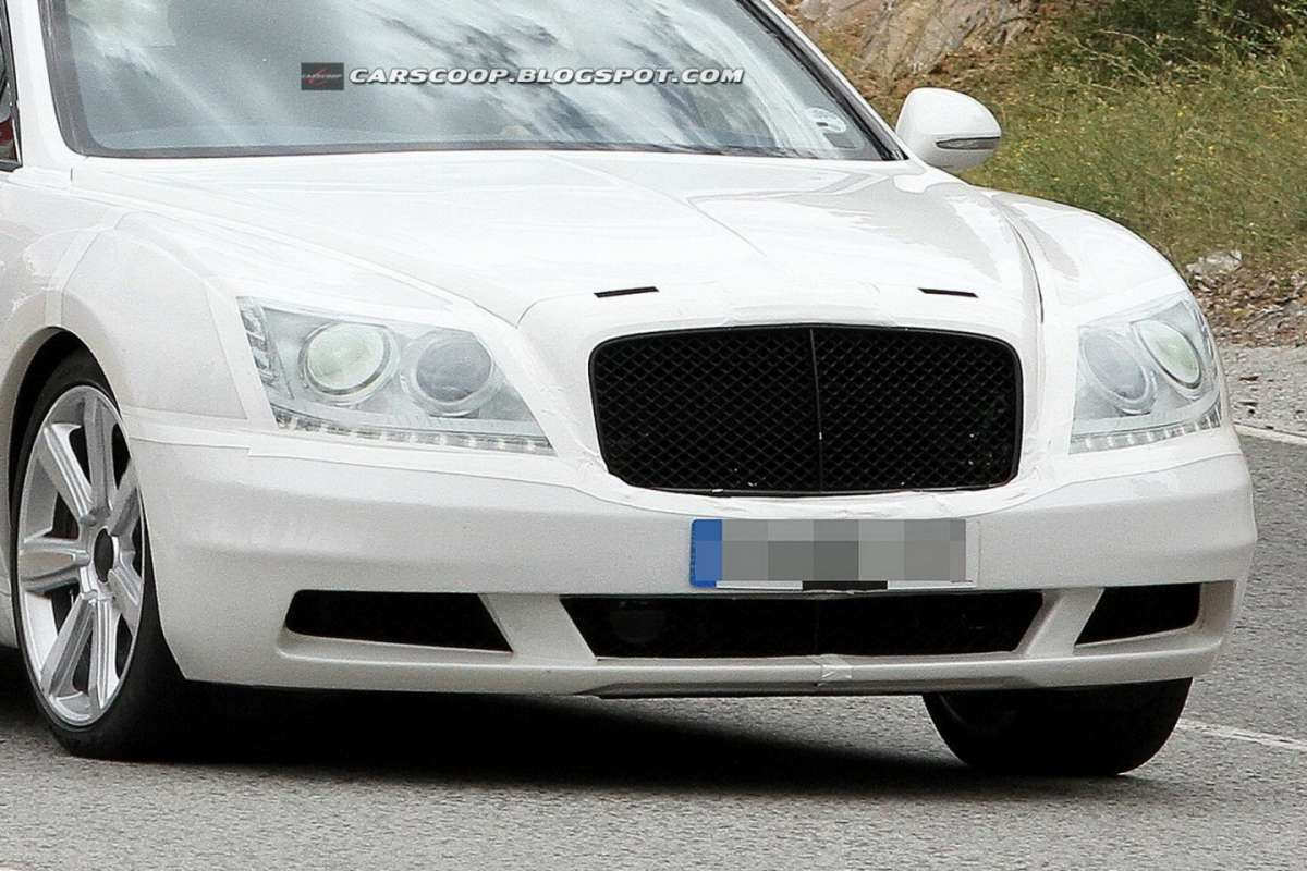Bentley Continental Flying Spur 2014 muso