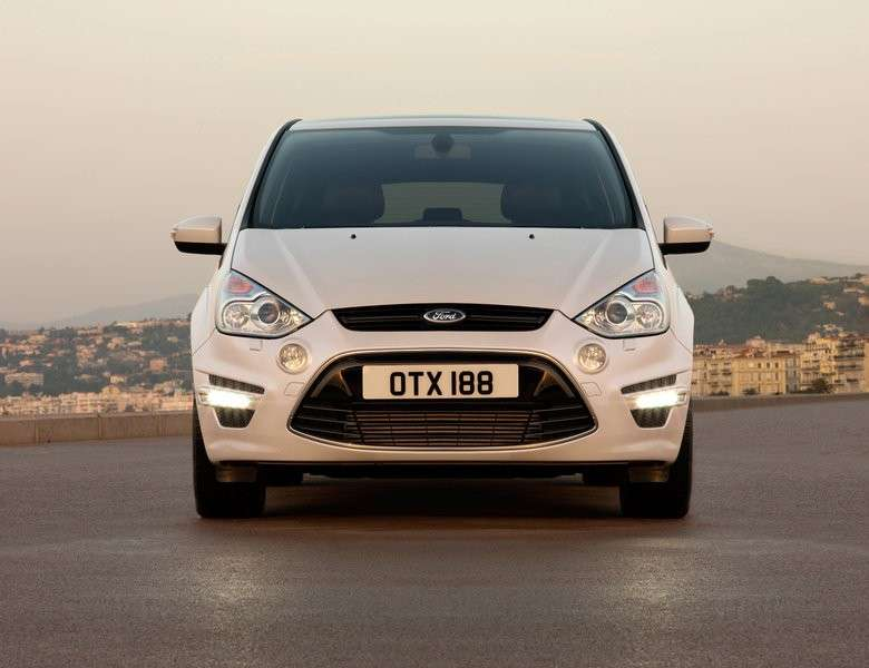 ford s-max business muso