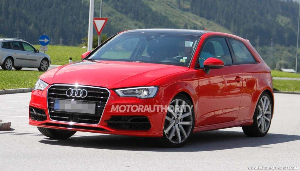 Audi S3 2013 frontale
