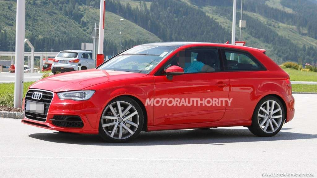Audi S3 2013 laterale