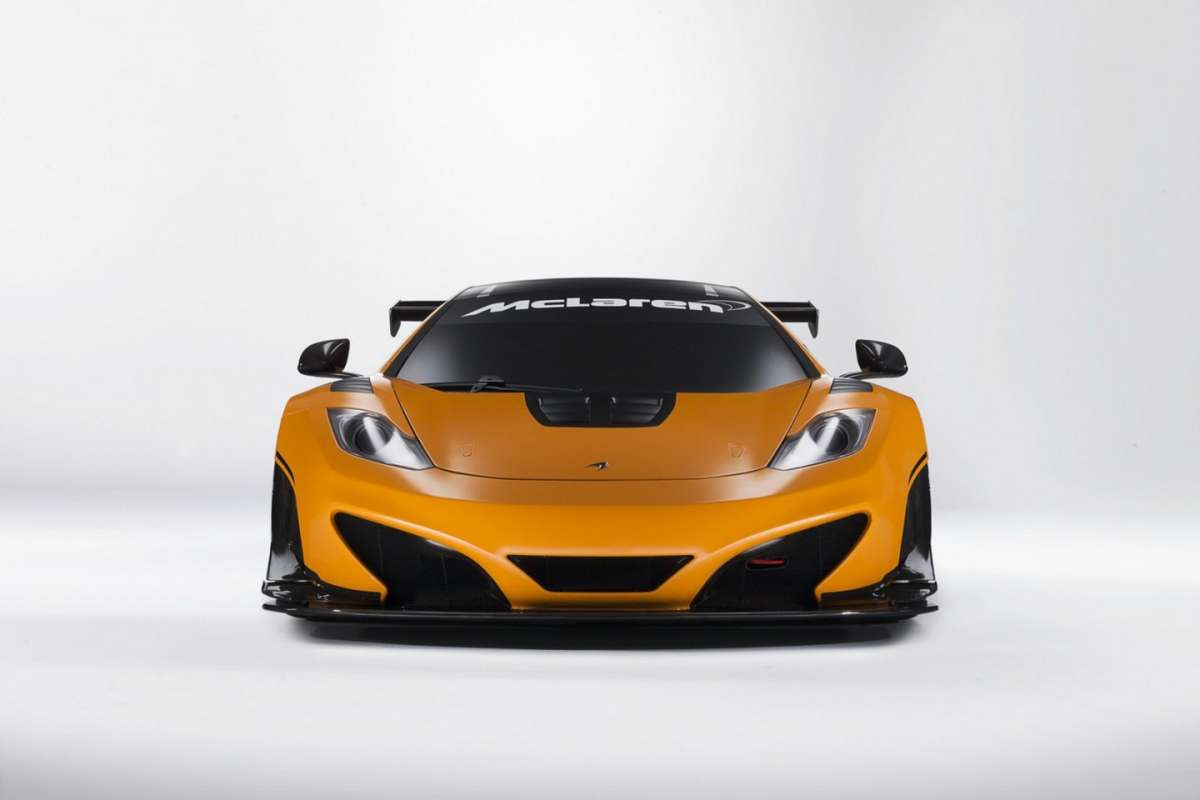 McLaren MP4-12C Can-Am Edition  - muso
