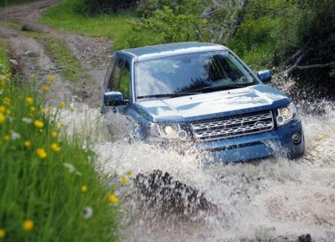 Land Rover Freelander 2 my 2013 anteriore