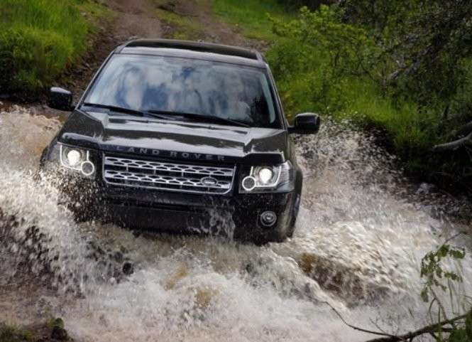 Land Rover Freelander 2 my 2013 frontale