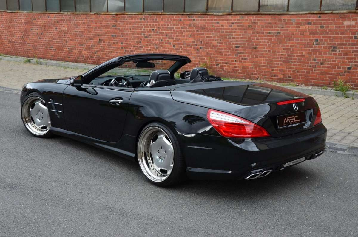 Mercedes SL 500 by MEC Design