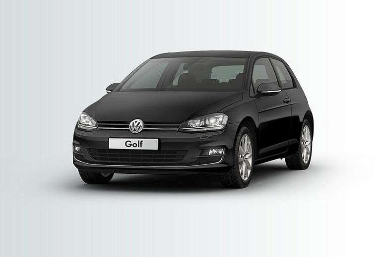 Volkswagen Golf 7 serie 3 porte Highline