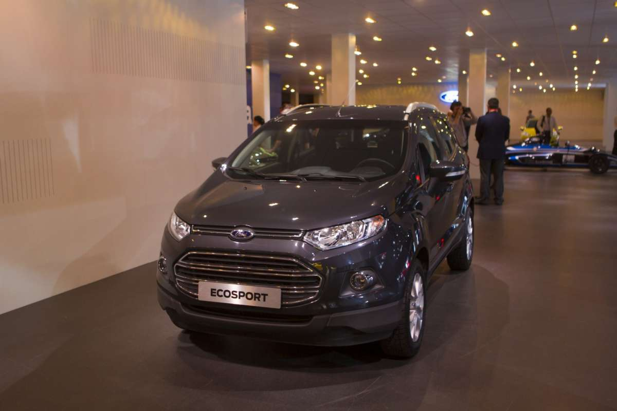 Ford Go Further Event Ford EcoSport