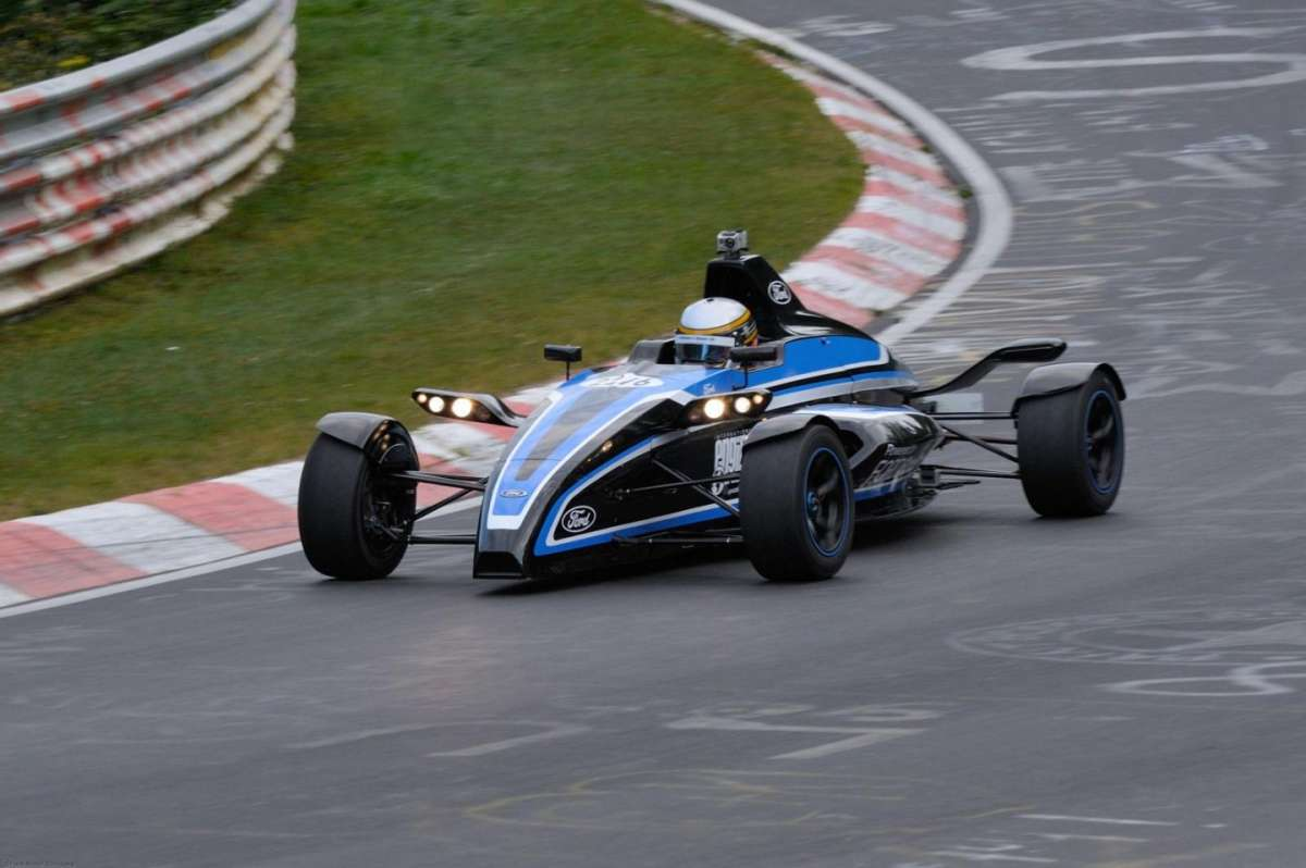 Formula Ford 1,0 - frontale