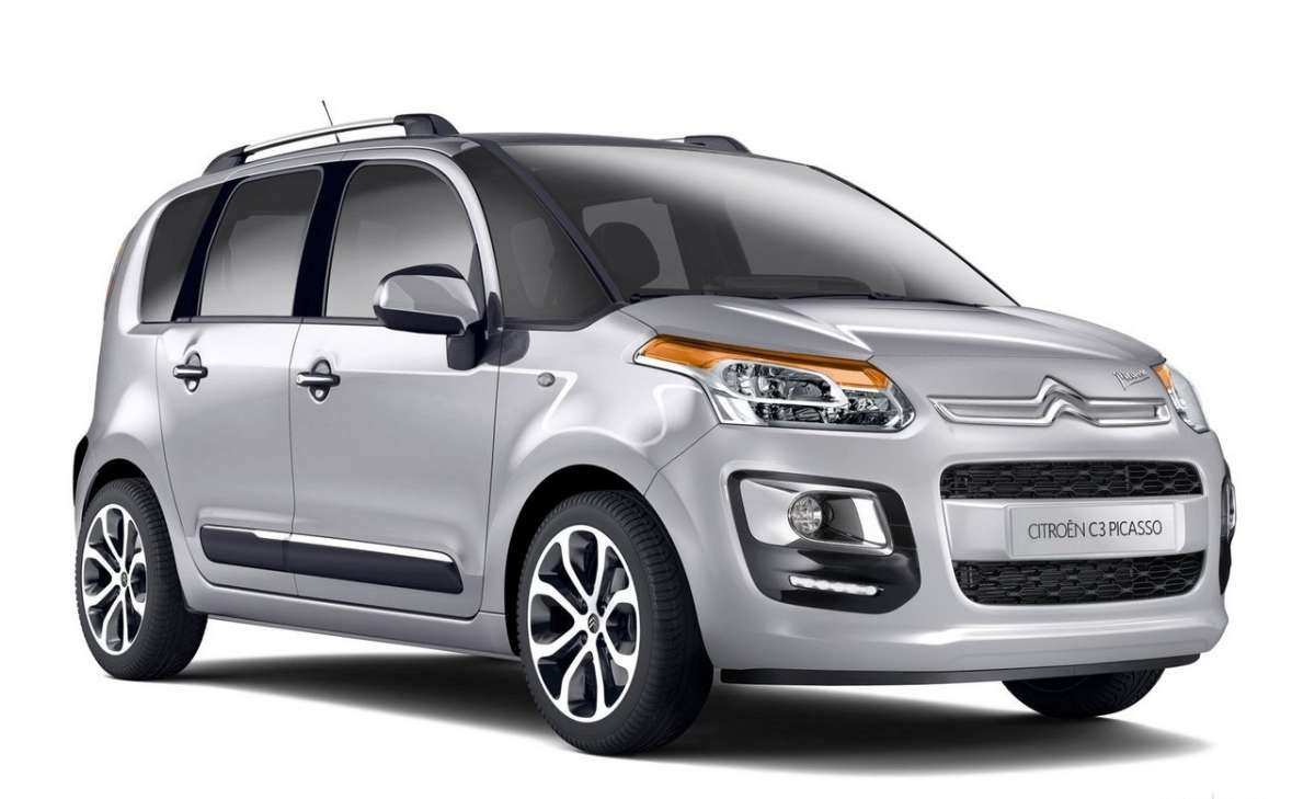 Citroen C3 Picasso 2013 restyling