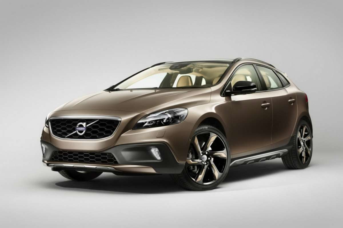 Volvo V40 Cross Country frontale