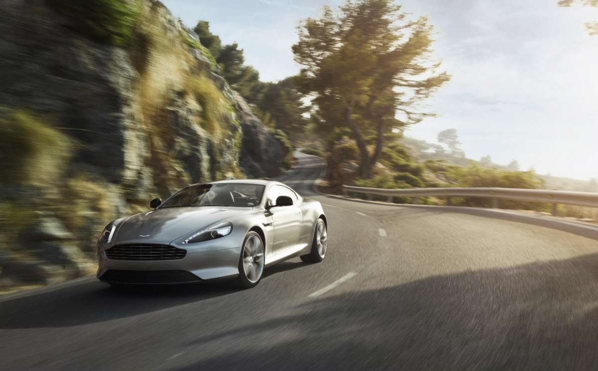 Aston Martin DB9 my2013