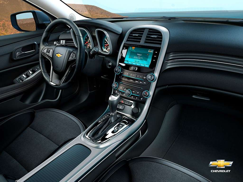 Chevrolet Malibu 2013 interni