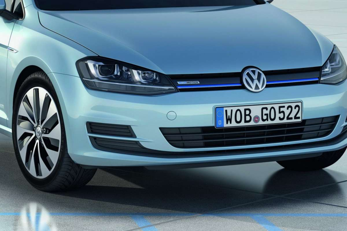 Volkswagen Golf 7 BlueMotion Concept muso