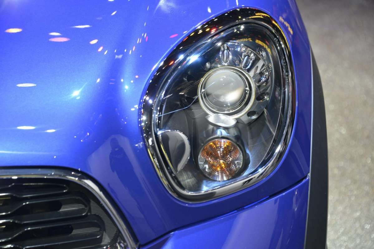 Mini Cooper S All4, Salone di Parigi 2012 (3)