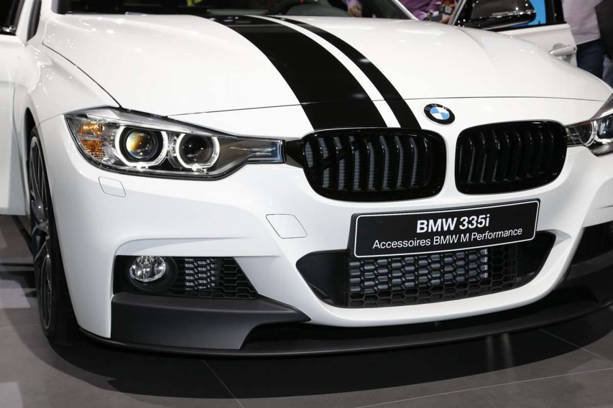 Bmw 335 M Performance, Salone di Parigi 2012 (3)