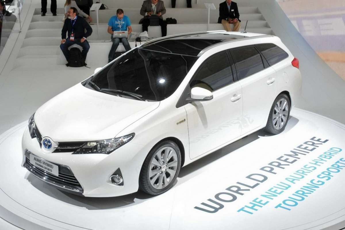 Toyota Auris Touring Sports muso