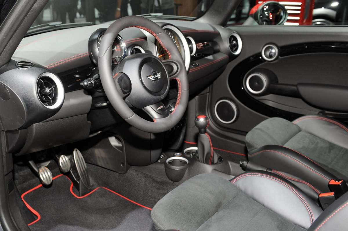 Mini John Cooper Works GP Special - interni