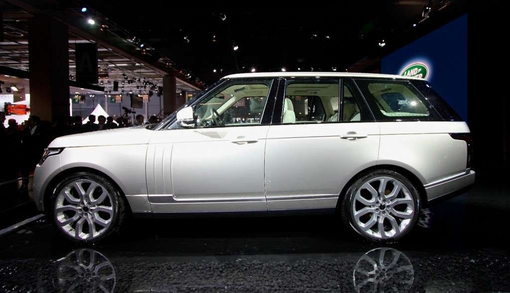 Range Rover 2013 laterale
