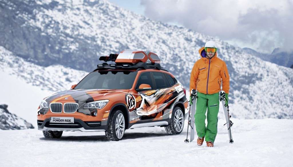 Bmw X1 Powder Ride Special Edition