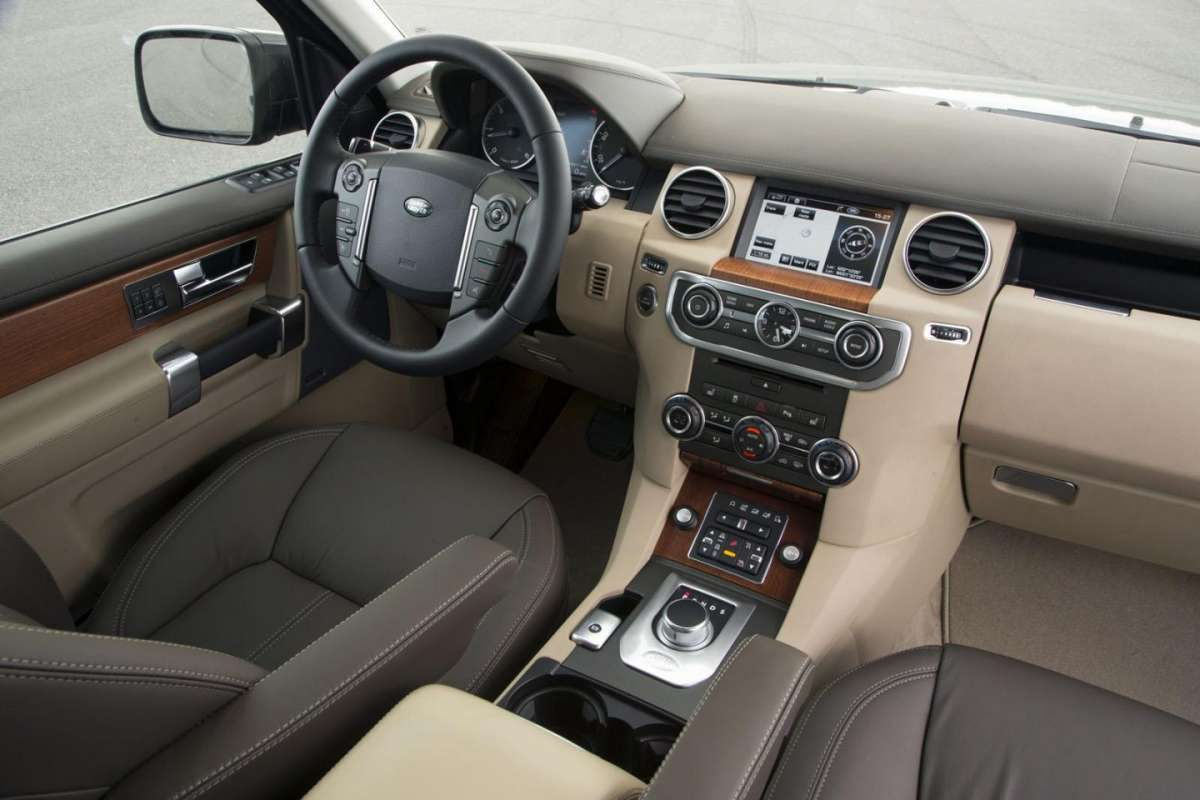 Land Rover Discovery 4 2013, Leather Pack
