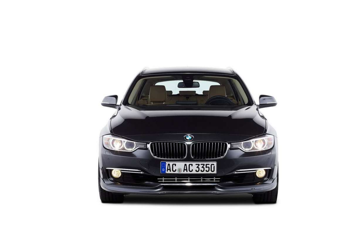 Bmw Serie 3 Touring by AC Schnitzer anteriore