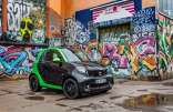 Smart ForTwo Coupé Electric Drive 2017