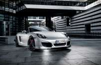 Porsche Boxster by Techart, foto