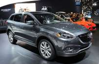Mazda CX-9 al Salone di Los Angeles 2012