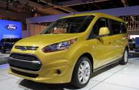 Ford Tourneo Connect Wagon al Salone di Los Angeles 2012