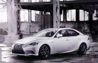 Lexus IS F-Sport 2013