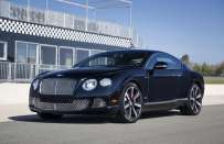 Bentley Continental GT e Mulsanne Le Mans Edition [FOTO]