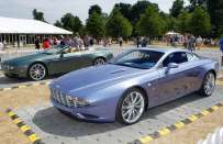 Zagato Aston Martin DBS Coupé e DB9 Spyder: due one-off per i 100 anni [FOTO]