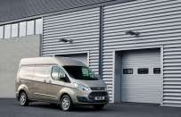 Ford Transit Custom Tetto Alto, foto