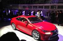 Lexus RC, la IS coupé pronta per il Salone di Tokio 2013 [FOTO e VIDEO]