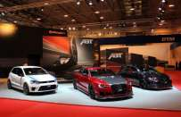 Abt al Motorshow di Essen 2013 con Polo R Wrc, Golf Dark Edition e Audi RS5-R [FOTO]