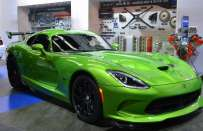 Dodge Viper Stryker Green