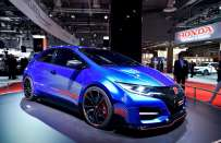 Honda Civic Type-R Concept al Salone di Parigi 2014