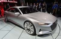 Audi Prologue concept: anticipa la A9 al Salone di Los Angeles 2014 [FOTO]