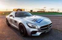 Mercedes AMG GT S F1 Safety Car, foto ufficiali