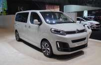 Citroen SpaceTourer 2016