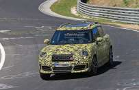 Mini Countryman JCW foto spia