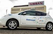 Nissan Leaf Enel Edition