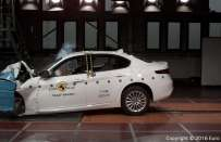 Alfa Romeo Giulia: crash test