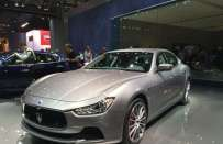 Maserati Ghibli 2017: restyling al Salone di Parigi [FOTO e VIDEO]