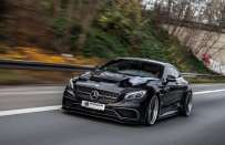 Mercedes Classe S Prior Design